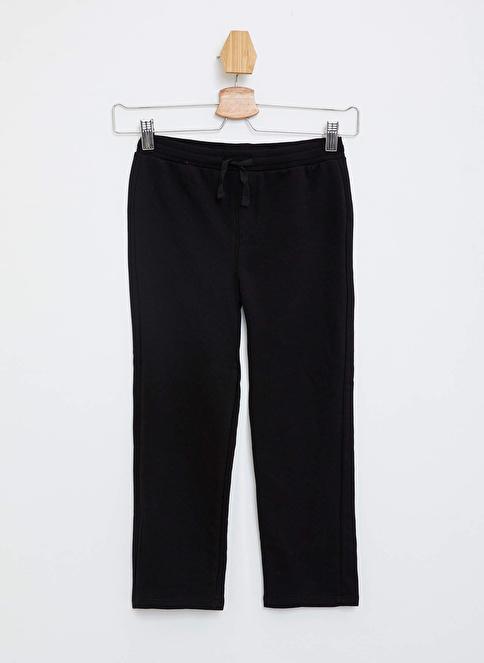 DeFacto Regular Fit Jogger Pantolon Siyah